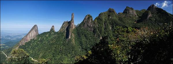 Visitação aos parques nacionais sobe 238%
