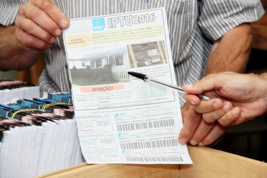 Georreferenciamento garante modernização nos boletos de IPTU
