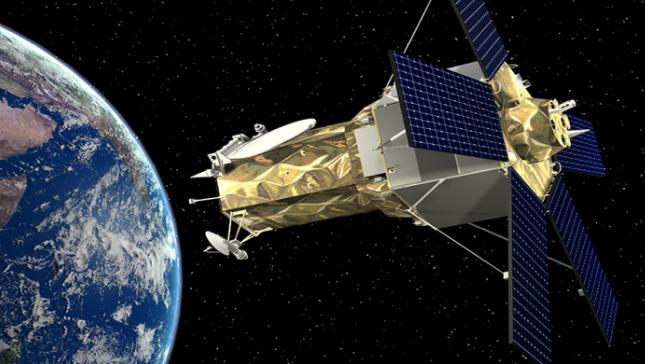 Contagem regressiva para o lançamento do satélite WorldView-4
