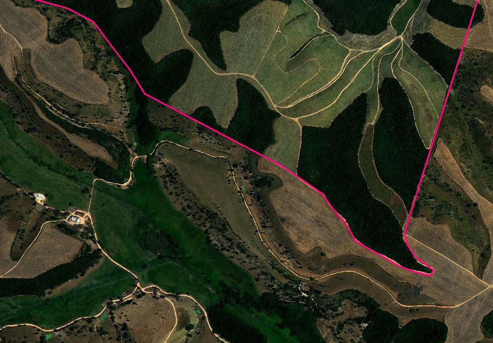 Incra usa sensoriamento remoto para qualificar obtenção de terras para reforma agrária