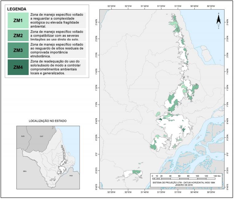 Zoneamento estabelece as diretrizes de uso e preservação do Cerrado no Amapá