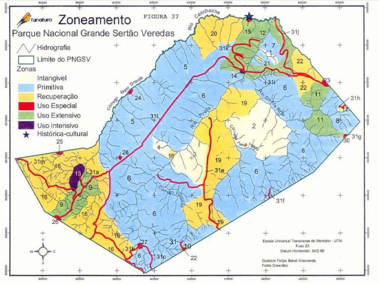 Regularização Fundiária no Parque Nacional Grande Sertão Veredas