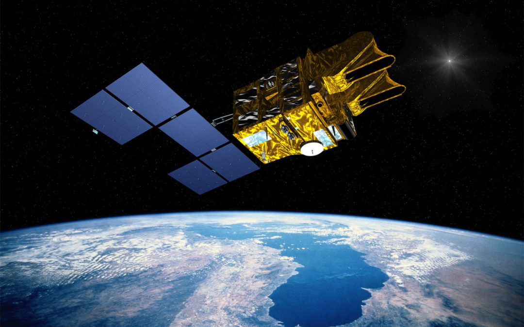 INPE disponibiliza imagens de satélite para a administração pública