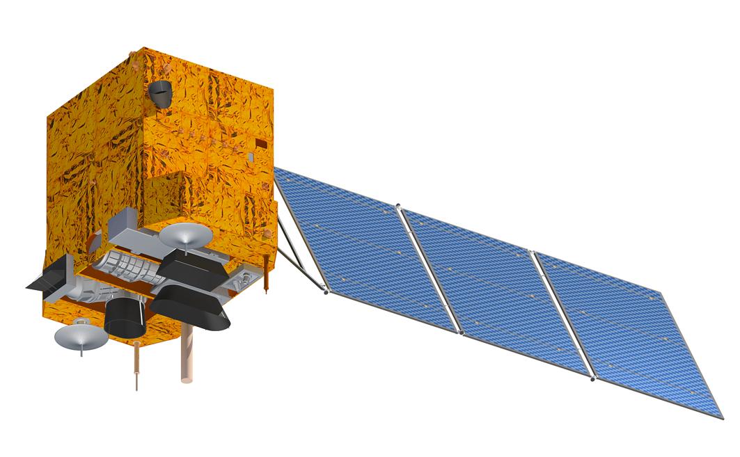 Brasil e China discutem operação do satélite CBERS-4A com lançamento previsto para 2018