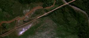 Imagem de satélite GeoEye