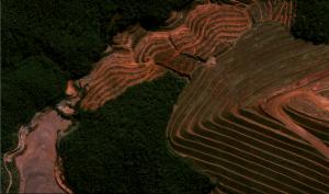 imagem de satélite alta resolução