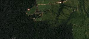 Imagem de satélite ikonos