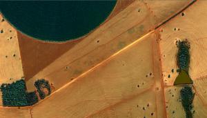 imagem de satélite kompsat 2
