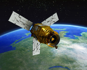 imagens de satélites