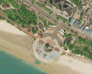 Imagem de satélite SuperView