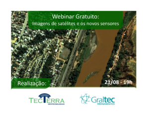 imagens de satélite webinar