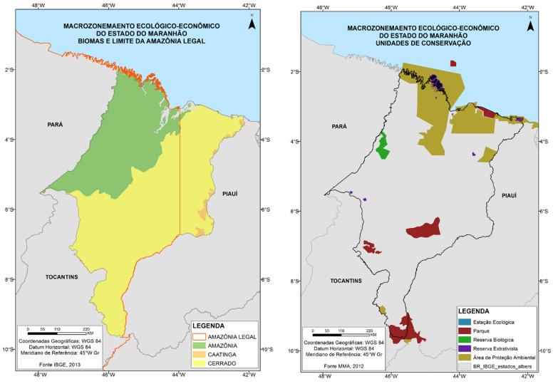 Biodiversidade do Maranhão