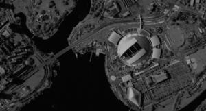 Imagem satélite TeLEOS 1