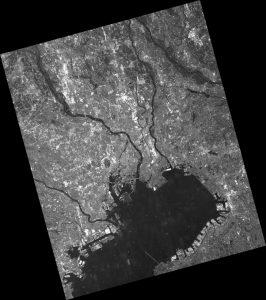 imagens de radar PALSAR-2