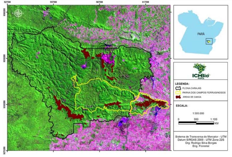 ICMBio publica plano de pesquisa da Flona de Carajás no Pará