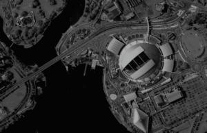 Imagem de satélite TeLEOS 1