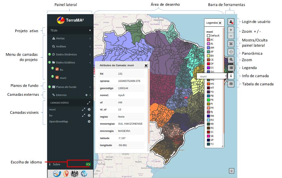 INPE lança o TerraMA2Q voltado para análise e alerta de queimadas