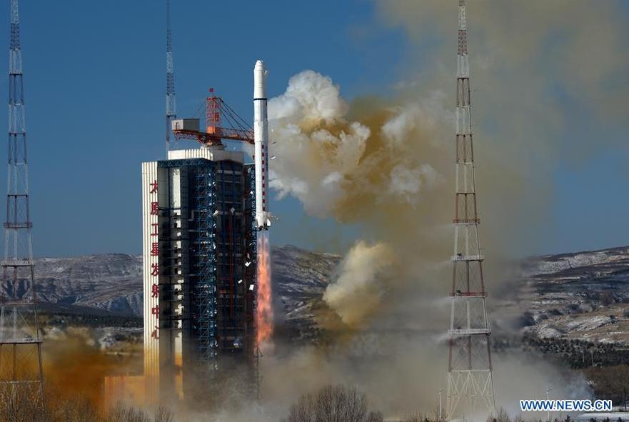 Lançados mais dois satélites da constelação SuperView-1