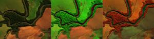 Imagem de satélite TripleSat