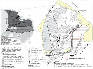 CPRM mapeamento geológico