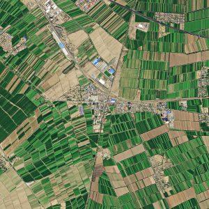 imagens de satélite Gaofen