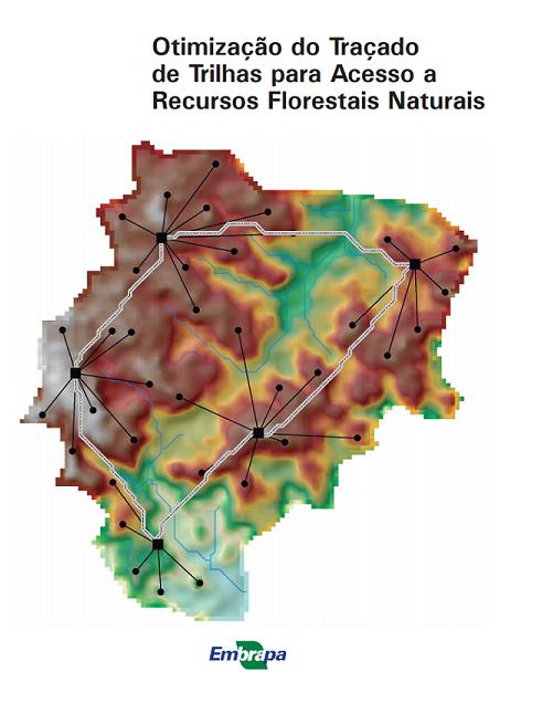 Geotecnologias ajudam coletores de castanha a traçar rotas na Floresta Amazônica