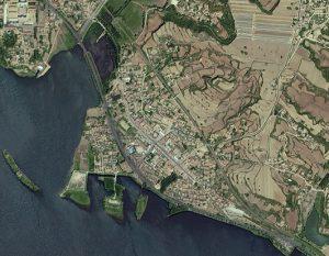 imagem de satélite zy3