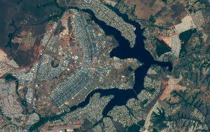 Axelspace imagem de satélite