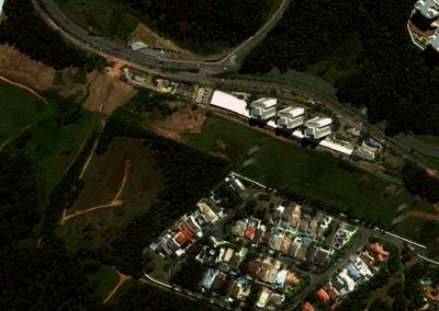 Monitoramento de Faixa de Servidão de Linha de Transmissão - Super View 1 - Santana do Parnaíba, SP