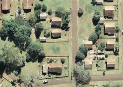 Foto aérea - GSD de 10 cm - Telêmaco Borba, PR