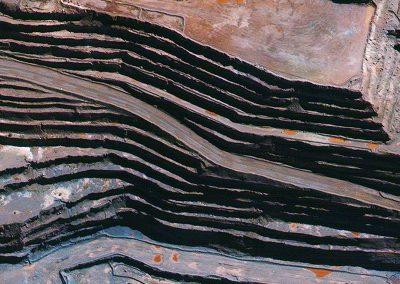 Mineração em Sevilha, Espanha