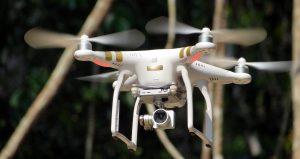 drones aerofotogrametria