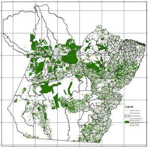 Cadastro Ambiental Rural Pará