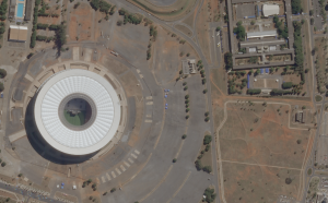 imagem de satélite Skysat