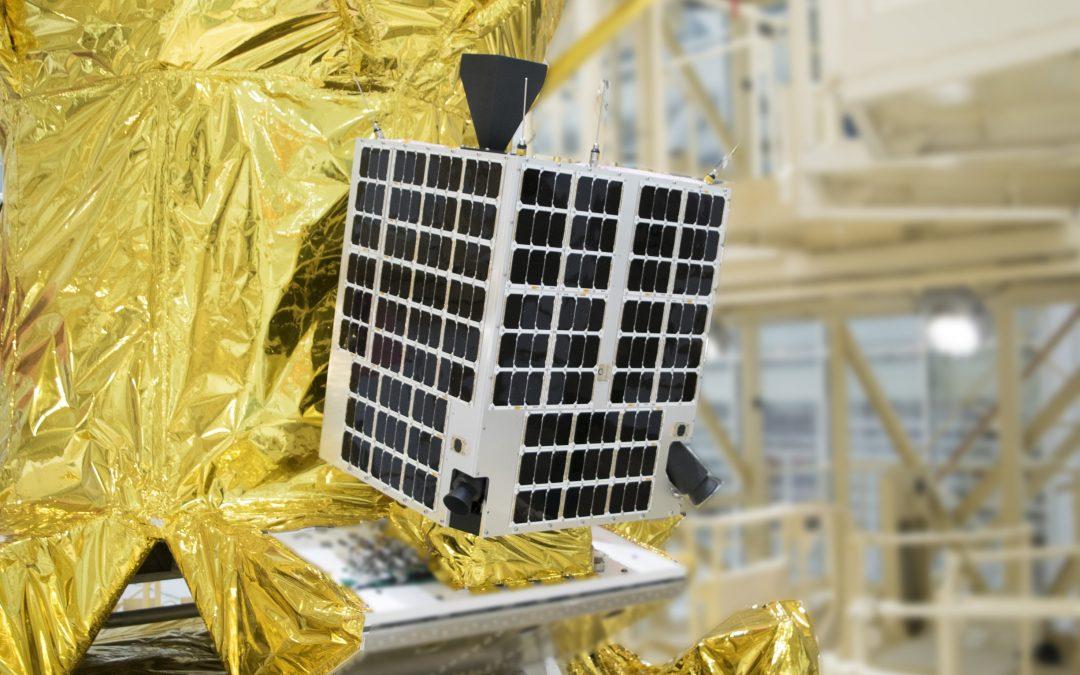 Lançado com sucesso pela Axelspace o microssatélite GRUS