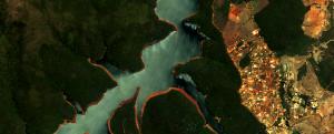 superview imagem de satélite