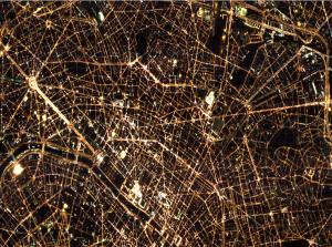 imagem de satélite Jilin