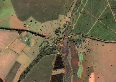 Cultivos Agrícolas - Itatinga, SP