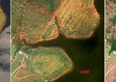 Monitoramento Ambiental - UHE Guaporé, MT