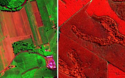 Sensoriamento remoto é usado para comprovar perdas agrícolas