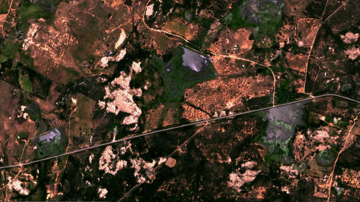 AMOSTRA KOMPSAT-3A