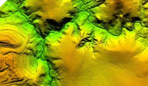 Topografia por satélite MDEHC