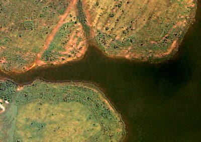 imagem de satélite - geotecnologias