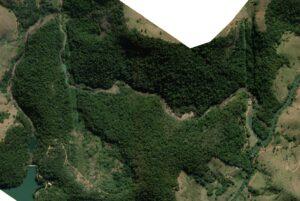 imagem de satélite - geotecnologia