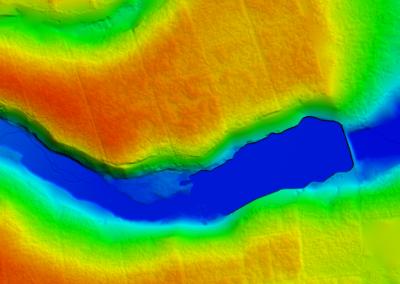 MDT tpografia por satélite AW3D