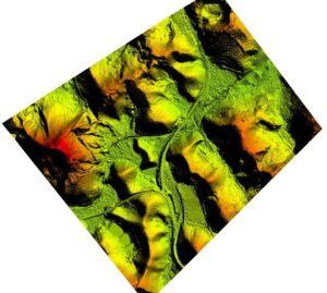 topografia por satélite AW3D