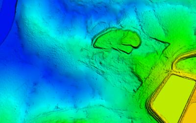 Geração de topografia para estudos de barragens: metodologias e soluções